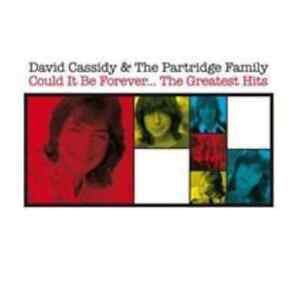 David Cassidy-Could It Be Forever... The Greatest Hits CD NEW