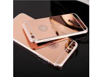 New Good Quality iphone 7 case cover gold, pink, black £3.50 - £4.00