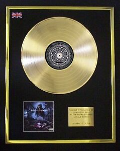 AVENGED-SEVENFOLD-NIGHTMARE-CD-GOLD-DISC-LP-FREE-P-P