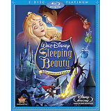 Sleeping Beauty (Blu-ray Disc, 2-Disc Set, Platinum) Free Shipping