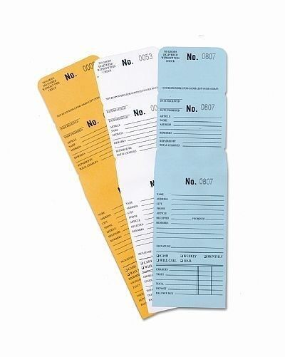 NEW/1000JEWELRY&WATCHS 3 TIER REPAIR  ENVELOPE( blue) you can chose any number