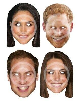 Königsblau Familie Party Masken Kostüm Lustig Prince - Familie Lustig Kostüm
