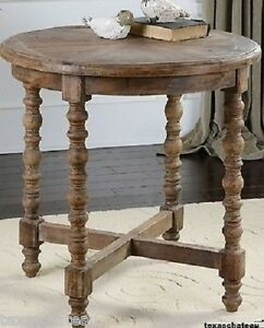 coastal reclaimed wood accent table nautical beach house cottage driftwood style beach cottage furniture coastal