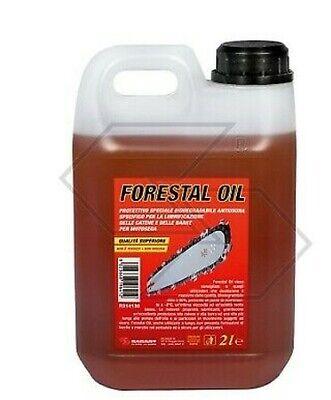 Bomba de Aceite Protector Biodegradable Desgaste Cadena Motosierra Forestal 2L