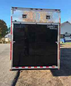 2013 Cargo Look 8.5 x 36' Enclosed Trailer West Island Greater Montréal image 7