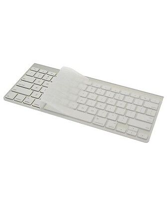 Clear Slim Keyboard Cover Silicone Skin Protector For iMac MacBook Pro 2015