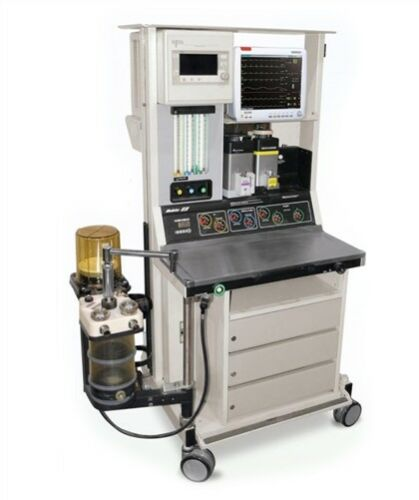 Datex Ohmeda Modulus Se Anesthesia Machine W/ 7900 Smartvent - Biomed Certified!