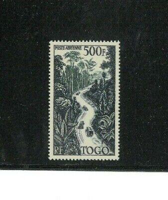Togo C20 MNH. Cat. 52.50