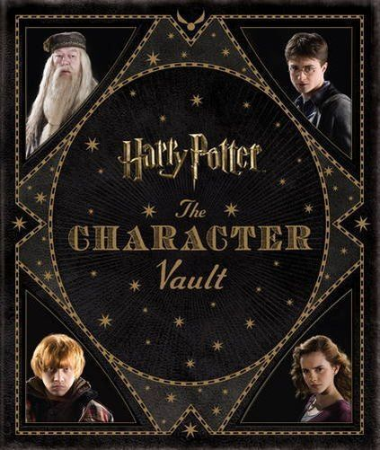 **NEW** - Harry Potter - The Character Vault (HB) - 1783296038