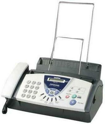 Brother Fax-575 Personal Fax Phone And Copier