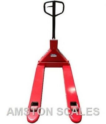 5000 X 1 Lb Pallet Jack Scale Digital Warehouse Shipping Receiving Truck Wheel A