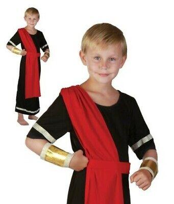 Jungen Cäsar Kostüm Roma Toga Kinder Kostüm Buchwoche Outfit