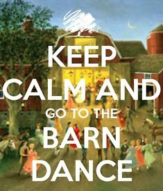 Charity Barn Dance in Old Newton Village Hall on Saturday 25th March