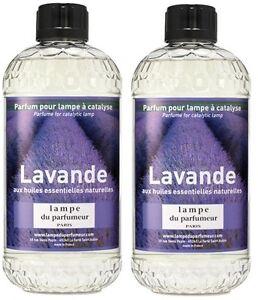 2 parfum interieur lavande pour lampe diffuseur catalyse for Lavande interieur