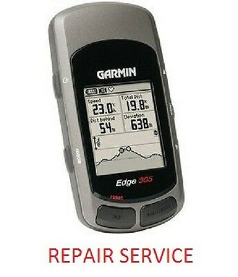 Garmin Edge 205 305 Repair, Vibration , Button, Battery
