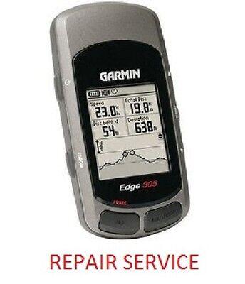 Garmin Edge 205 305 Repair, Vibration , Button, Battery