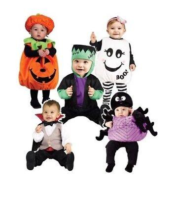 Kleinkinder Halloween Kostüm Kleid Outfit Overall Baby Grow 12 18 24 Monate ()