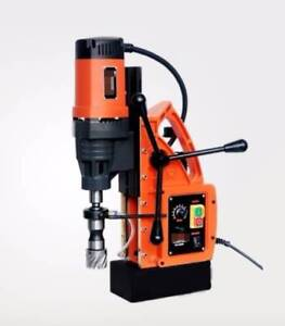 Magnetic Base Power Drill 68mm Heavy-Duty Beenleigh Logan Area Preview