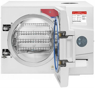 New Tuttnauer Ez11 Plus Fully Automatic Autoclave Sterilizer Without Printer New