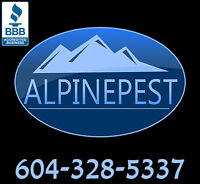 CALL LOWER MAINLAND'S LEADING PEST CONTROL COMPANY, FREE CONSULT