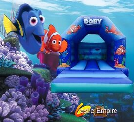 Manchester Bouncy Castle Hire Manchester, Wythenshawe, Stockport & Rodeo Bull North West