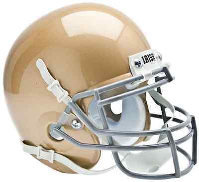 NOTRE DAME FIGHTING IRISH NCAA Schutt XP Authentic MINI Football Helmet 638f260dc