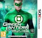 Green Lantern Rise of the Manhunters (Nintendo 3DS