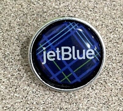 Jet Blue Pin Badge  Check My Store List