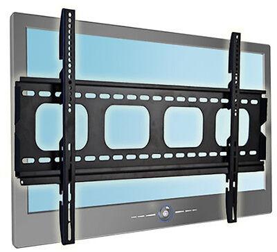 OLED LCD LED Plasma TV Wall Mount Bracket 37 39 40 42 50 55 65 up to 180lbs