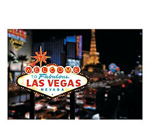 Welcome to las vegas scene backdrop banner photo casino for Furniture 4 less las vegas