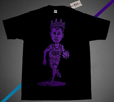 New Fnly94 Jason williams shirt Sacramento big3 jersey  king Black Purple Sac