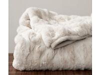 Throw blanket 220x200cm