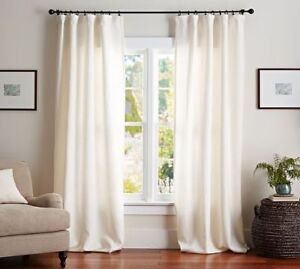 Beautiful Pottery Barn Drapes