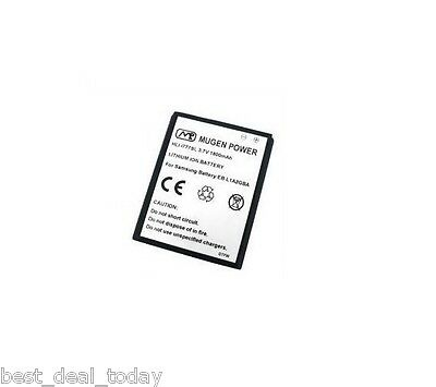 Mugen Power 1800mah Extended Battery Fit For Samsung Gala...