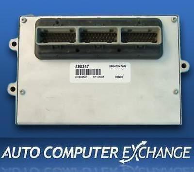 2003 JEEP GRAND CHEROKEE 4.0L Engine Computer ECM PCM ECU Rebuilt Replacement