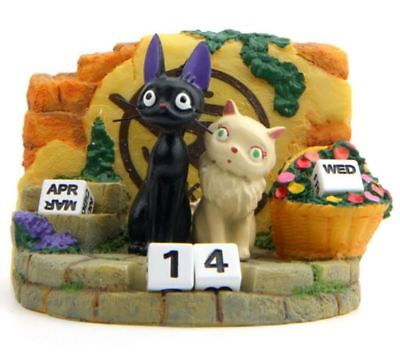 Cute Studio Ghibli Model Toys Kiki's Delivery Service Couple JiJi Cat Resin Acti - Cute Pokemon Couples