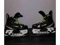 Nike bauer ice hockey skates