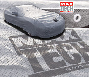 2005 - 2013 Corvette C6 Maxtech 4 Layer Car Cover (EXCEPT Z06 and Grand Sport)