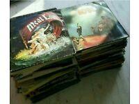 Vinyl Lp's records job lot 170 total