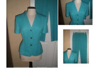 BNWT Ladies Trousers Suit Size 10 Eastex Was £150 Now £30