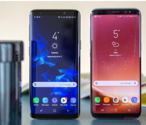 как выглядит Original Samsung Galaxy S9 G960U 4G Unlocked Smartphone Black Accessories Gift фото