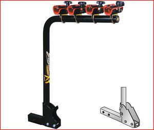 Swagman - Supports à vélos (4) pour attelage modèle XP