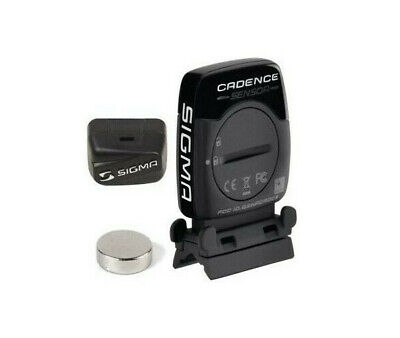 New Sigma Sport Ant+ Digital Wireless Cadence Sensor Garmin Computer Compatible