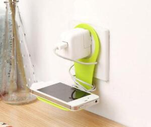 Green Phone Mount for Charging