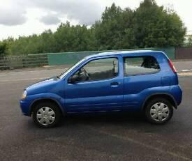 2003 52 SUZUKI IGNIS IMMAC RELIABLE SMALL CAR