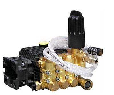 Pressure Washer Pump - Plumbed - Ar Rka35g40he-f17 - 3.5 Gpm - 4000 Psi Vrt3-310
