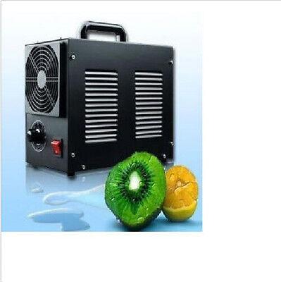 High Efficiency Ceramic Portable Ozone Generator 2g/h