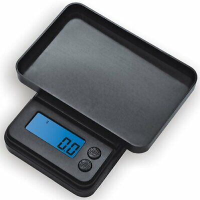 Very Small Digital Pocket Precision Scale 500g  x 0.1g Jewelry Gold Herb Oz ct