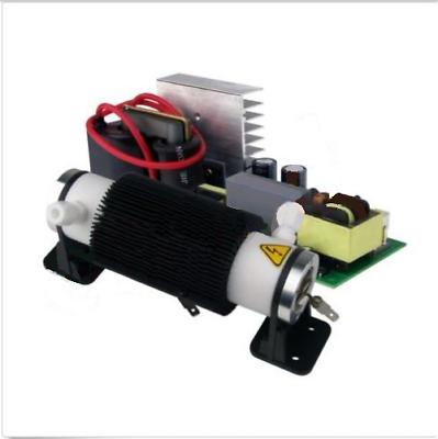 Hot! 6g/h Water Cooling Ceramic Ozone Generator Tube Adjust Power Supply