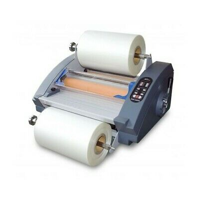 Royal Sovereign Rsh-380sl 15 Inch Roll Laminator With De-curler - New